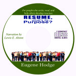 Resume CD Label