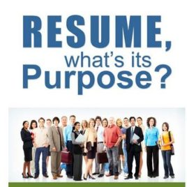 Resume what's its Purpose
