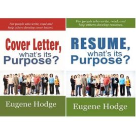 Cover Letter and Resume Book